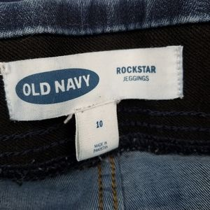 Old Navy Jeans - Old Navy Pull On Rockstar Jeggings